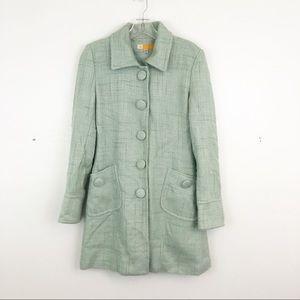 Tulle Tweed Coat (H)
